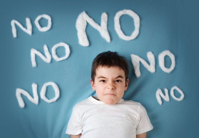 Problemas de conducta: TDAH y trastorno negativista desafiante TND