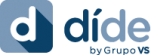 Logotipo de díde. Un proyecto de Grupo VS.