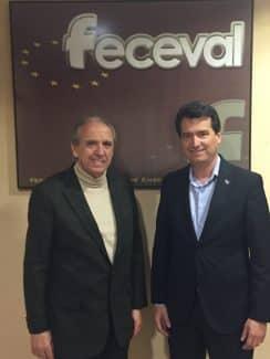 Grupo VS firma acuerdo de colaboración con FECEVAL