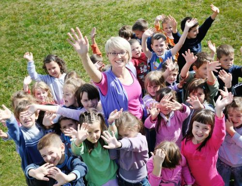 ¡Enhorabuena! Habéis llegado a la meta. Colaboración para Escuela Infantil