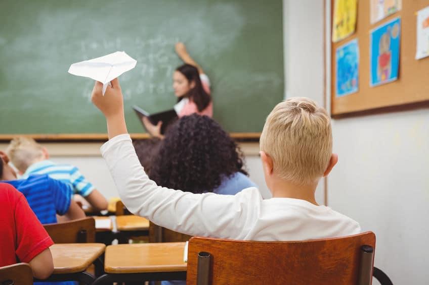 conductas disruptivas, mal comportamiento en el aula