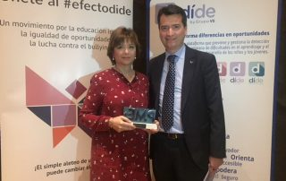 Premios Magisterio Telecinco Mediaset díde