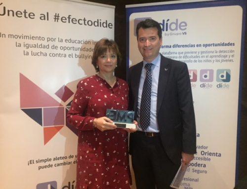 """Premio Magisterio a: """"Se buscan #valientes"""" de Mediaset. Entrega díde (Grupo VS)"""