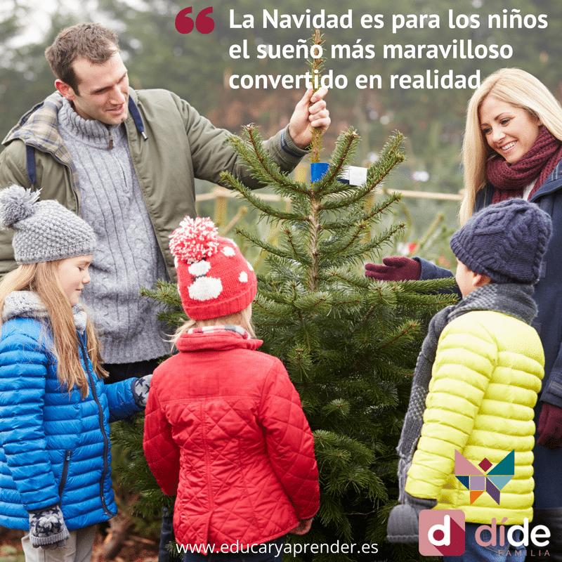 navidad, dide, familia