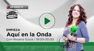 díde en Onda Cero Radio