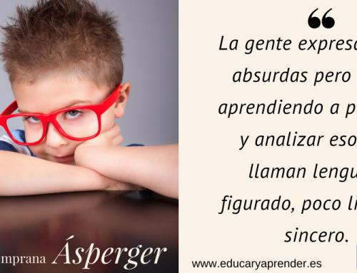 La base para la inclusión de los niños con Síndrome de Asperger es una detección temprana