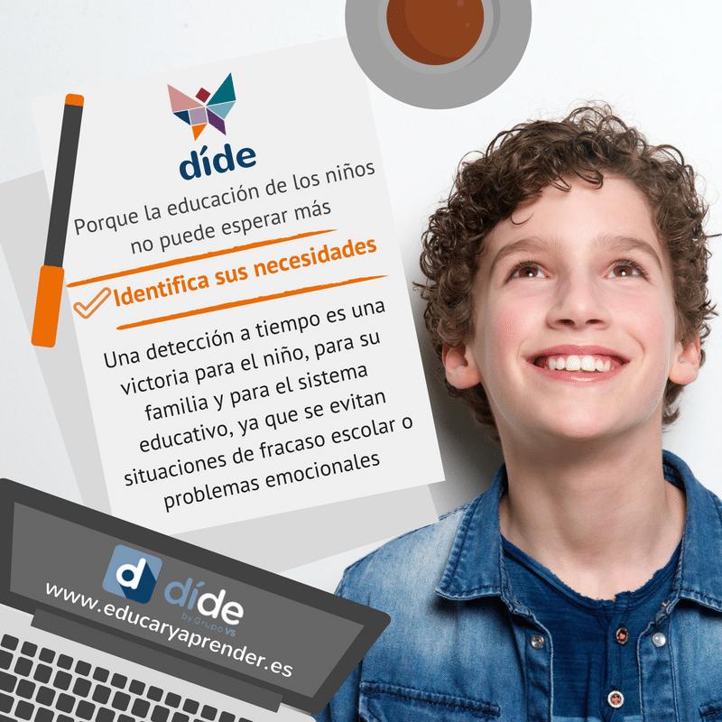 dide, plataforma educativa dificultades aprendizaje