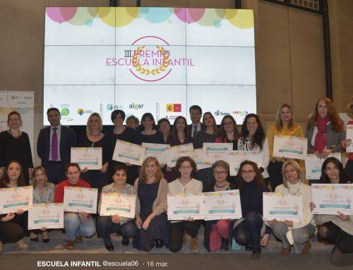 III edición Premio Escuela Infantil a los proyectos educativos innovadores