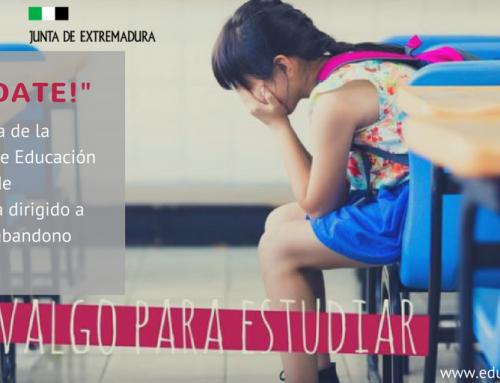 """""""Quédate"""", un programa experimental dirigido a prevenir el abandono escolar"""