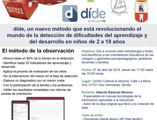 Dos Hermanas, Sevilla acoge la jornada sobre la tecnología educativa díde
