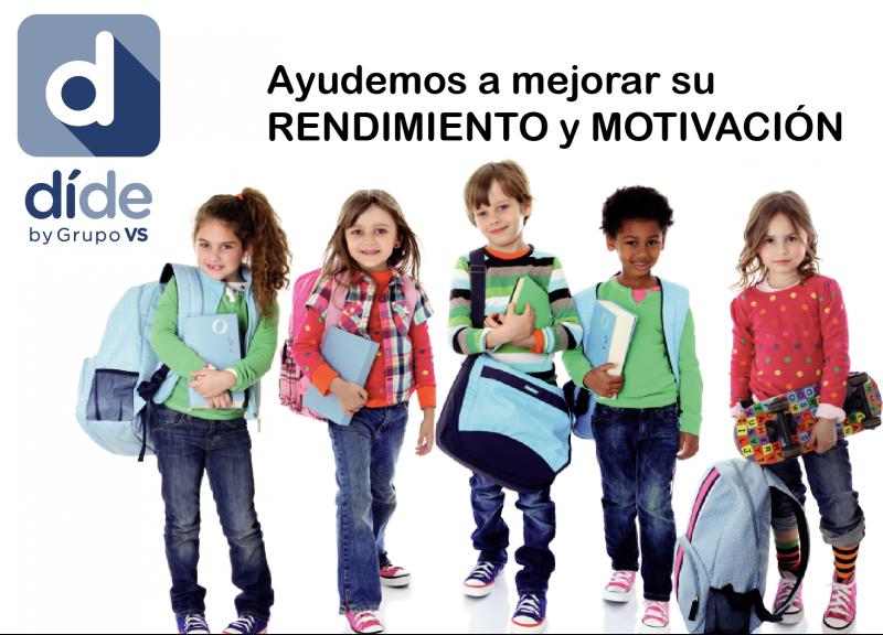 dide, orientador, ratio, rendimiento escolar, motivación