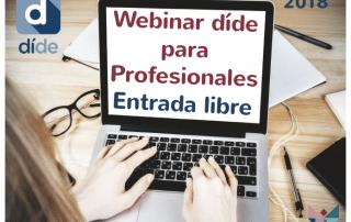 webinar, curso on line, dide, dificultades aprendizaje
