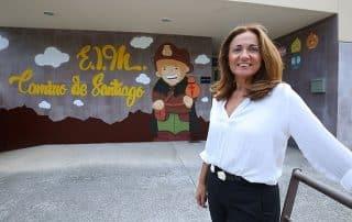 Delia Fernandez Luna, psicopedagoga, escuelas infantiles, Ponferrada, Castilla y León, educación inclusiva