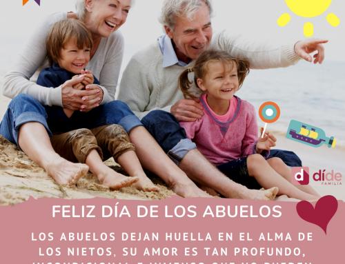 Los abuelos, pieza clave para el mantenimiento de la unidad familiar