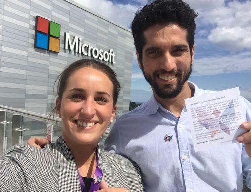 Microsoft y díde aúnan esfuerzos por un mismo fin: conseguir lo mejor de cada alumno