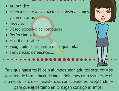 La autoestima en la vida de un niño. Motivos, repercusión y detección temprana