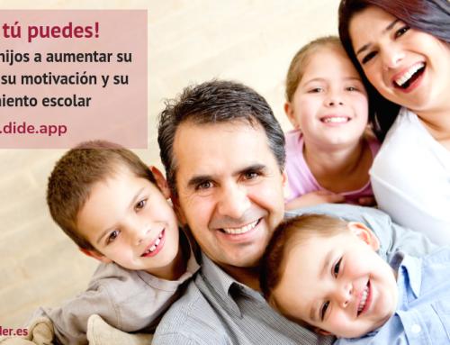 dide familia ayuda a los padres a identificar las necesidades educativas de sus hijos