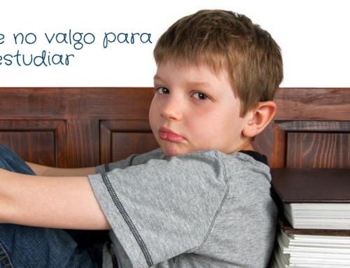 Las malas notas no son siempre resultado de la mala gestión del niño, esconden otros problemas