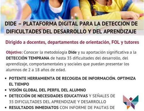 CTIF Madrid Sur organiza jornada sobre detección temprana de dificultades del aprendizaje