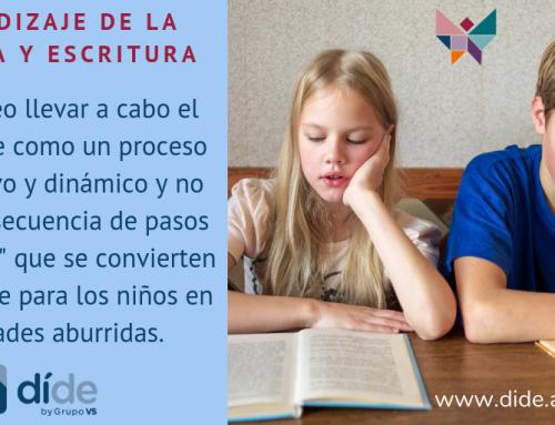 Adquisición de la lectoescritura. Proceso de enseñanza y aprendizaje