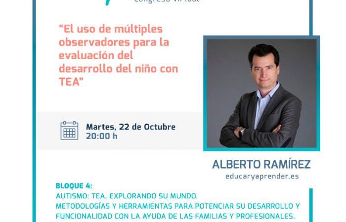Ponencia de Alberto Ramírez, director de dide