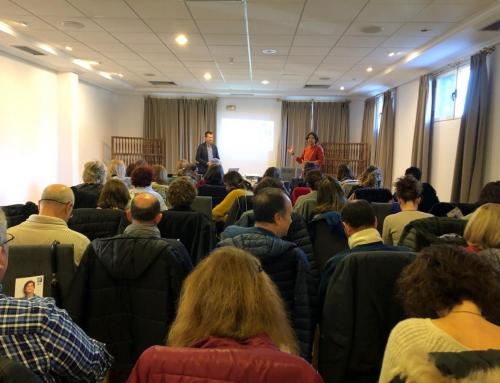 XVlll Asamblea General de APOCLAM, asociación de orientadores de Castilla La Mancha