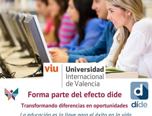 Los futuros profesionales de la educación de la VIU practican con la metodología díde