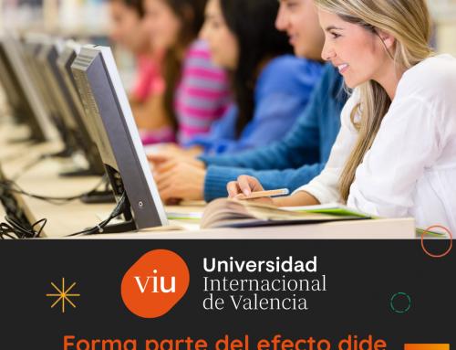 Los futuros profesionales de la educación de la VIU practican con la metodología dide