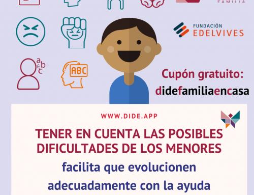 dide familia ayuda a los padres y madres a conocer mejor las necesidades de sus hijos