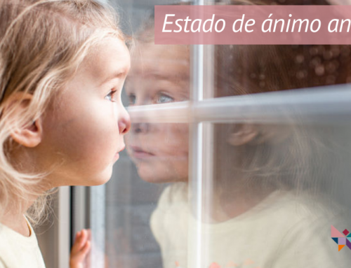 Estado de ánimo ansioso en niños y adolescentes