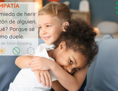 El desarrollo de la empatía en la infancia. Educación emocional