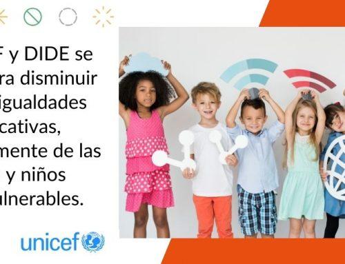 UNICEF y el desafío COVID-19: reducir la brecha educativa y las desigualdades