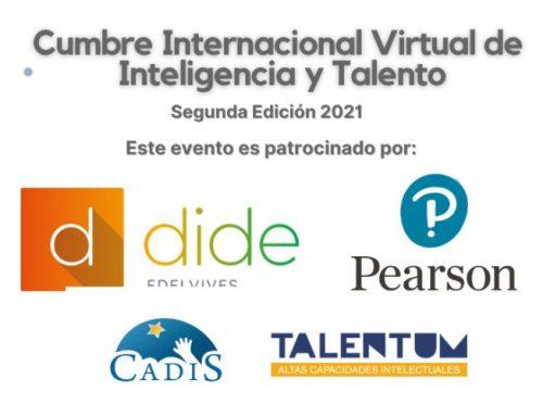 Cumbre Internacional Virtual de Inteligencia y Talento. CIVIT AACC