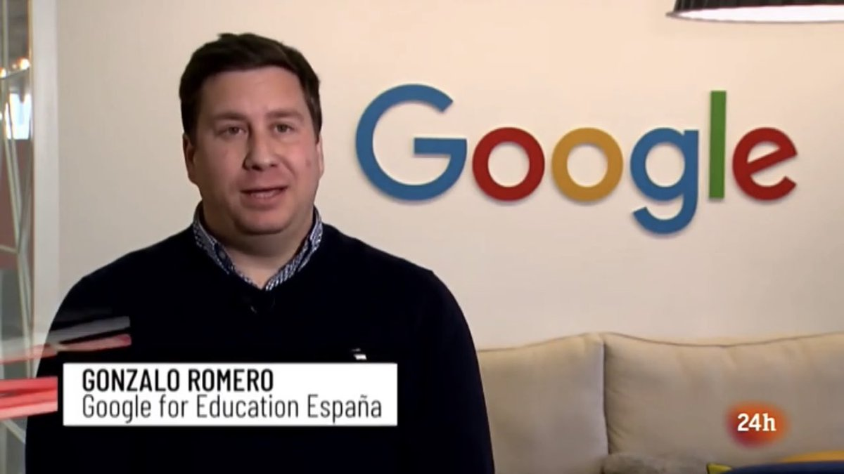 La transformación digital de las aulas con Google for Education