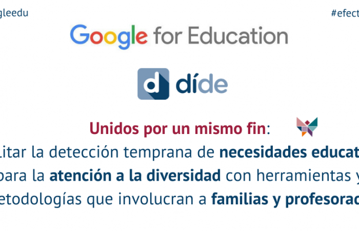 Google for education, dide,